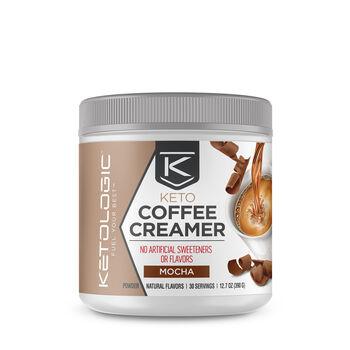 Keto Coffee Creamer - MochaMocha | GNC