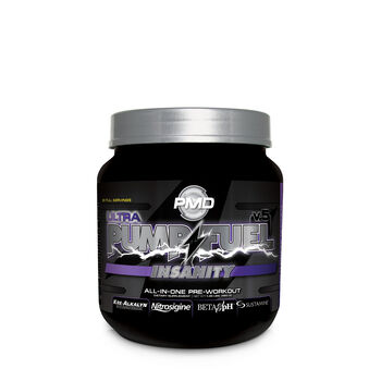 Pump Fuel® Insanity Ultra - Wild Grape Gusher | GNC