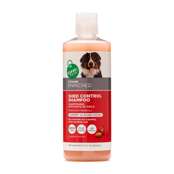 Shed Control Shampoo - Sweet Cherry Almond Scent | GNC