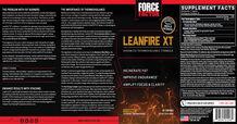 Force Factor Leanfire Xt Gnc