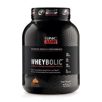 AMP Wheybolic Whey Protein Powder - 40g Protein Servings | GNC