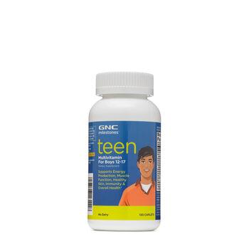 Teen Multivitamin For Boys 12-17   GNC