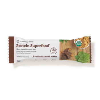 Protein Superfood® - Chocolate Almond Butter | GNC