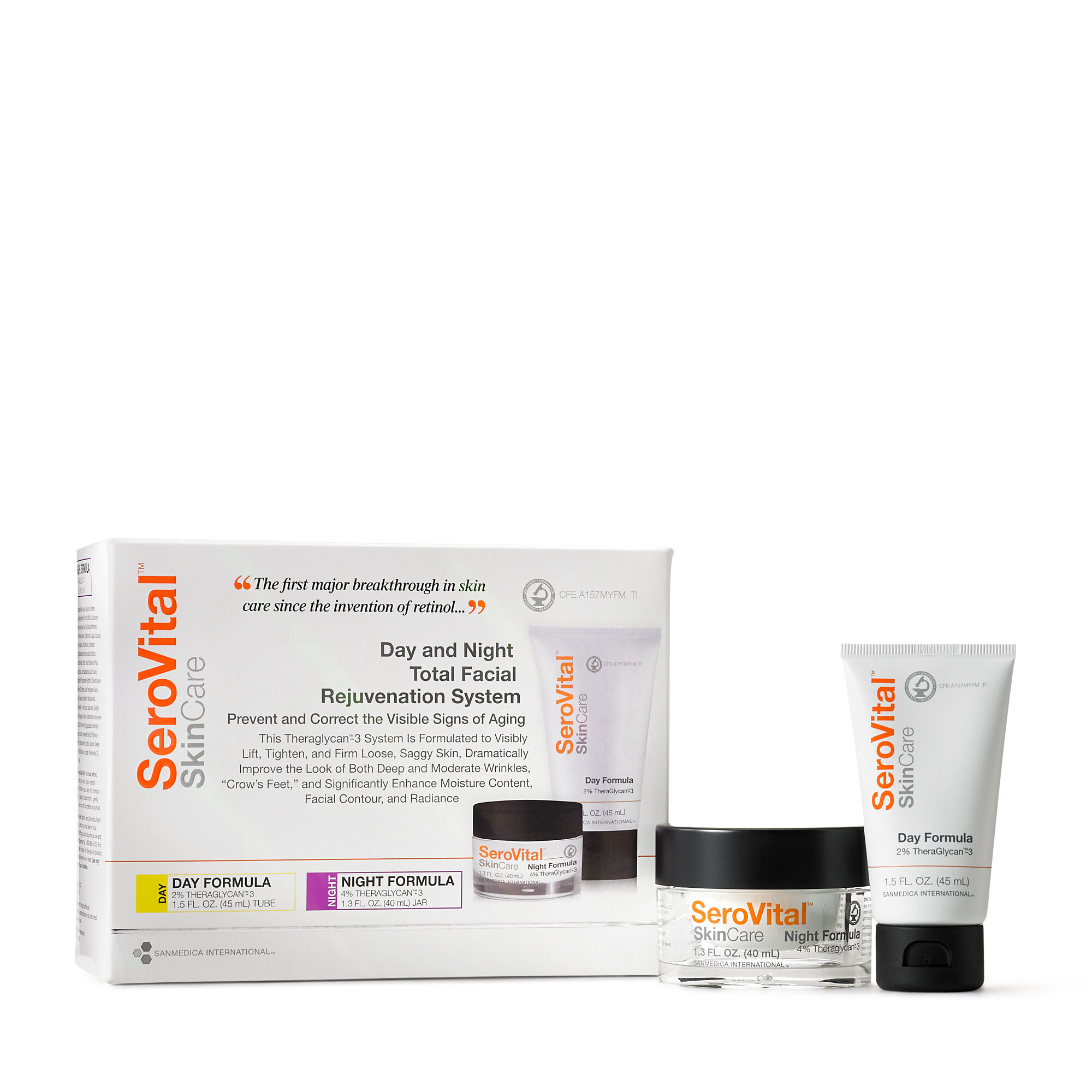 Serovital? Skin Care - 2 Item(S)