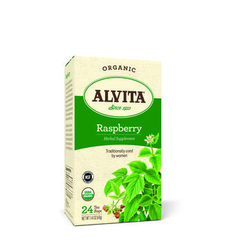 Organic Raspberry Tea | GNC