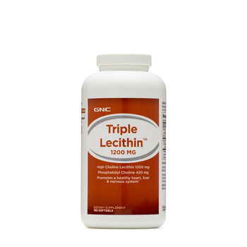 Triple Lecithin™ 1200 MG | GNC