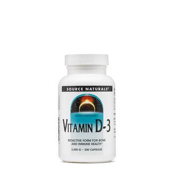 Vitamin D-3 | GNC