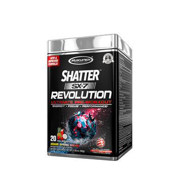 Shatter™ SX-7® Revolution - Miami Spring BreakMiami Spring Break | GNC