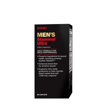 Men's Staminol™ Ultra (California Only) | GNC