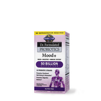 Dr. Formulated Probiotics - Mood+ | GNC