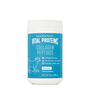 Collagen Peptides - Unflavored | GNC