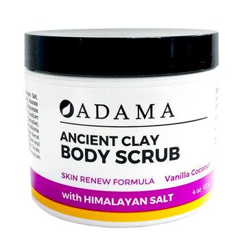 Ancient Clay Body Scrub - Vanilla Coconut | GNC