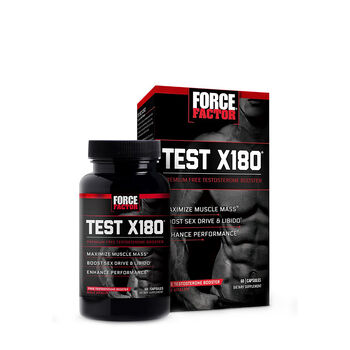 Test X180™   GNC