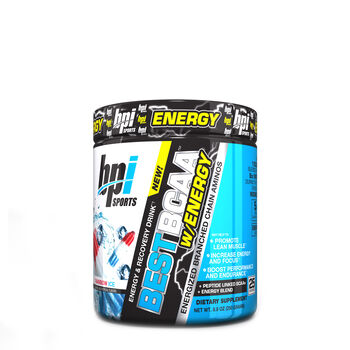 Best BCAA with Energy - Rainbow IceRainbow Ice | GNC