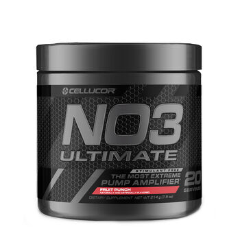 NO3 Ultimate™ - Fruit PunchFruit Punch | GNC