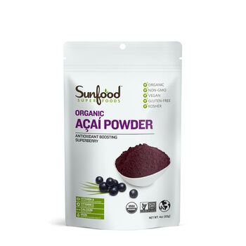 Organic Acai Powder | GNC