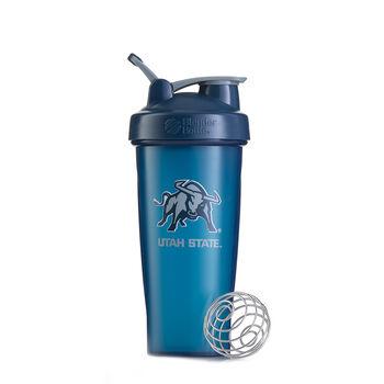 Collegiate Shaker Bottle - Utah State UniversityUtah State University | GNC