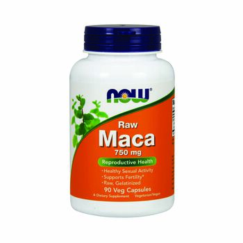 Raw MACA 750 mg | GNC
