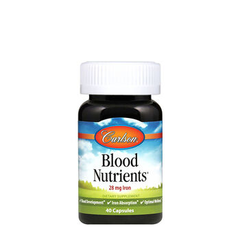 Blood Nutrients | GNC