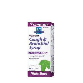 Nighttime Cough & Bronchial Syrup | GNC