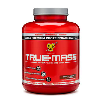 True-Mass™ - Chocolate MilkshakeChocolate Milk Shake | GNC