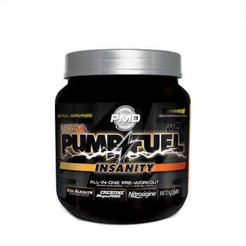 Pump Fuel® Insanity Ultra - Tropical Orange MangoTropical Orange Mango | GNC