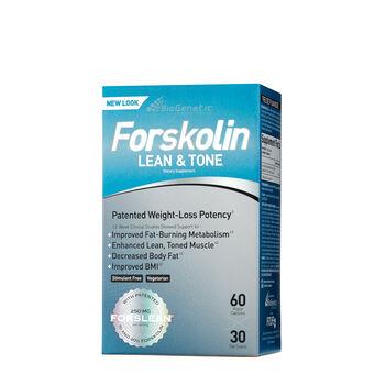 Forskolin Lean & Tone | GNC