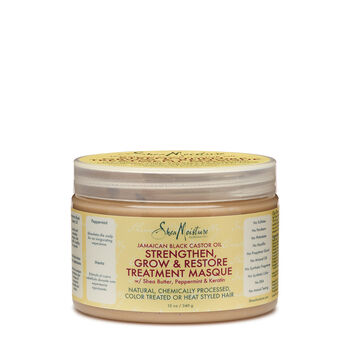 Jamaican Black Castor Oil Strengthen & Grow Treatment Masque | GNC