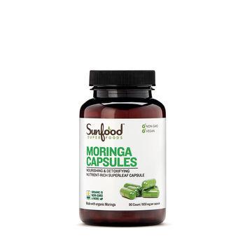 Moringa Capsules | GNC