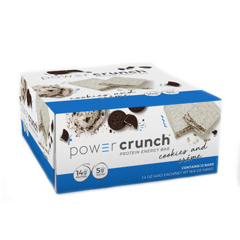 Protein Energy Bar Original - Cookies and CremeCookies and Creme | GNC