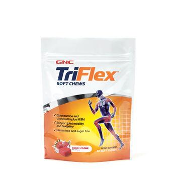 TriFlex™ Soft Chews - Berry CremeBerry Creme | GNC