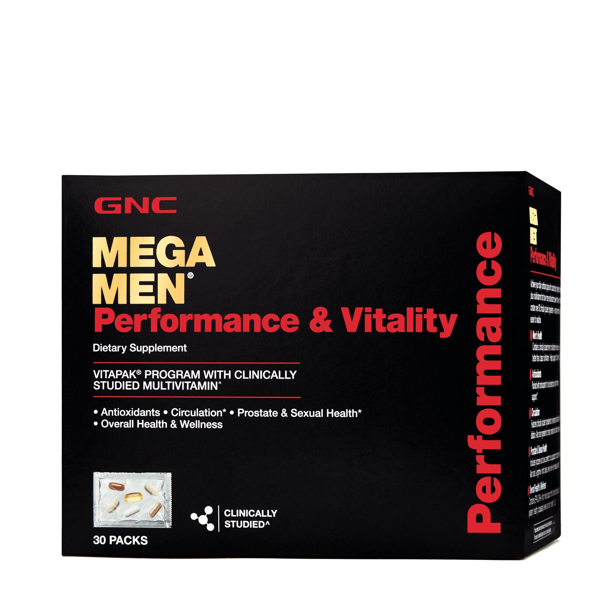 Multivitamin for men sexual health