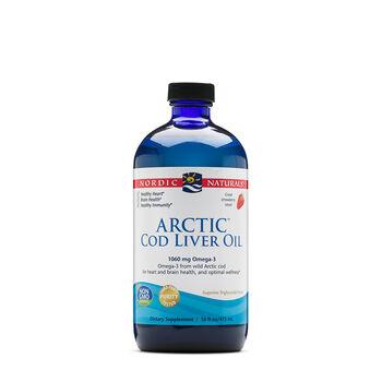 Arctic Cod Liver Oil - StrawberryStrawberry   GNC