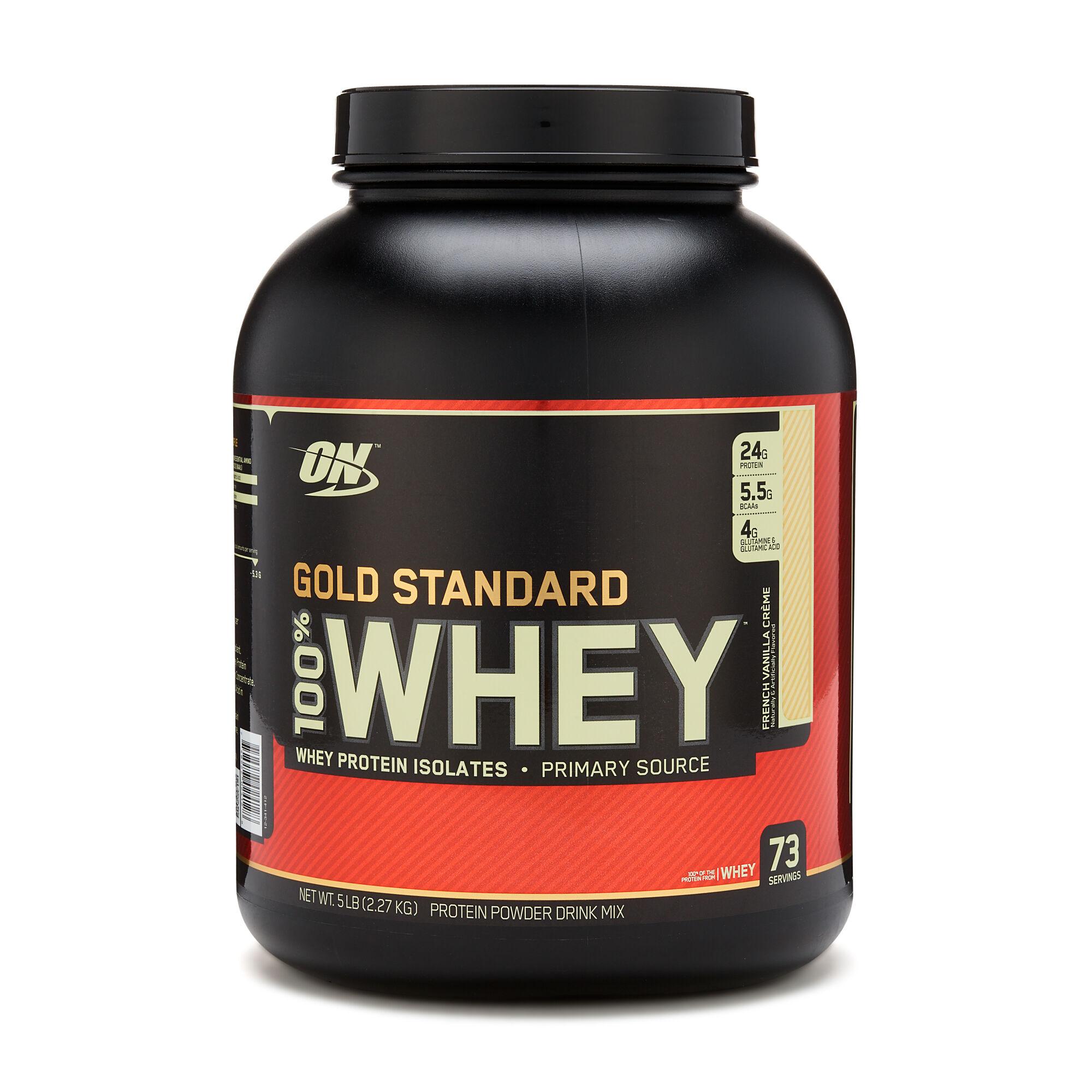 100 whey gold standard
