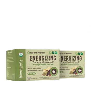 Energizing Tea with Superfoods | GNC