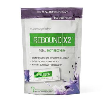 Rebound X2™ - Blue-Pom Fusion | GNC