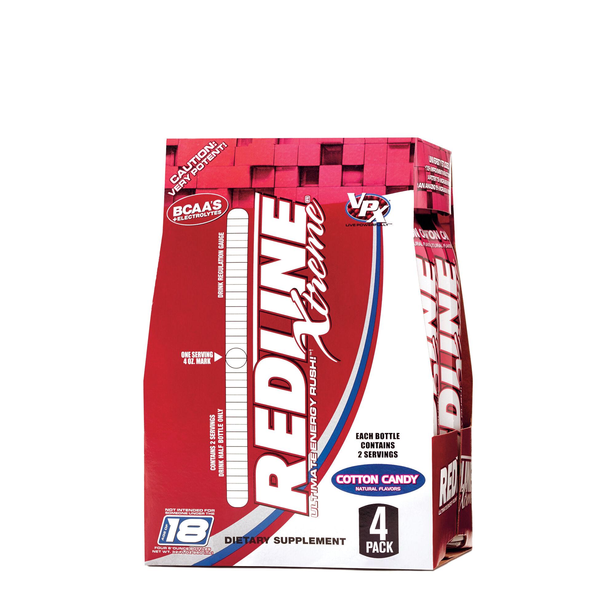 VPX® Redline Xtreme® - Cotton Candy   GNC