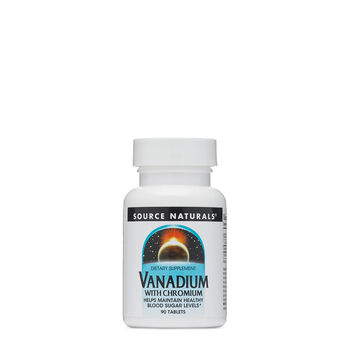 Vanadium With Chromium | GNC