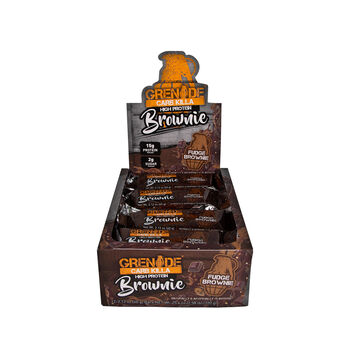 Carb Killa Brownie® - Fudge Brownie | GNC