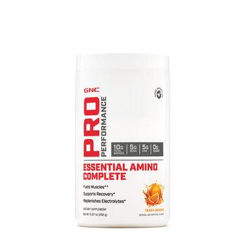 Essential Amino Complete - Tangy OrangeTangy Orange | GNC