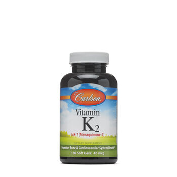 Vitamin K2 - MK-7 (Menaquinone-7) | GNC