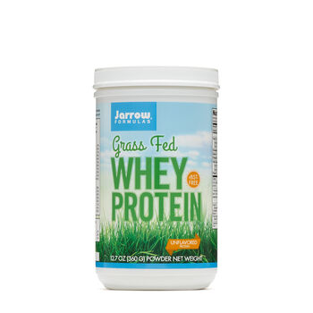 Grass Fed Whey Protein - UnflavoredUnflavored | GNC