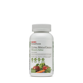 Ultra Mega® Green Women's Active | GNC