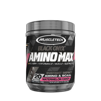 Amino Max Black Onyx® - Watermelon CandyWatermelon Candy | GNC