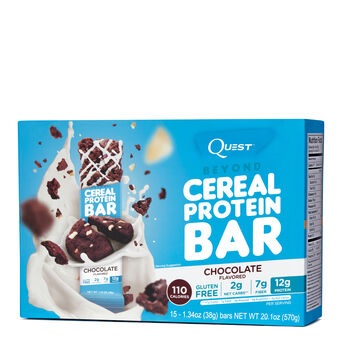 Beyond Cereal Protein Bar - ChocolateChocolate | GNC