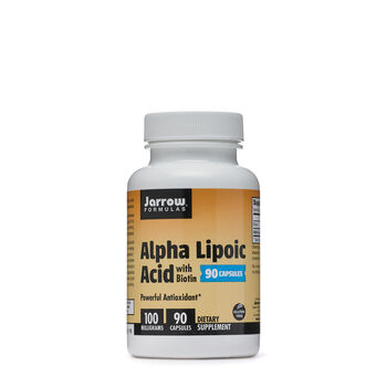 Alpha Lipoic Acid with Biotin | GNC