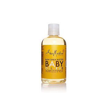 Raw Shea Butter Baby Oil Rub | GNC