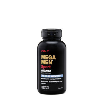 Mega Men® Sport One Daily | GNC