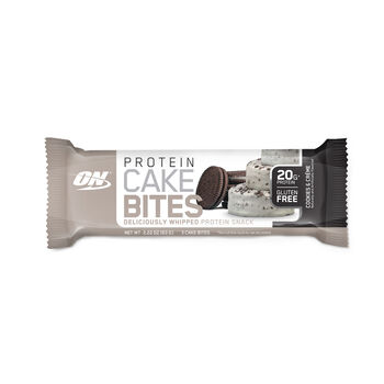 Protein Cake Bites - Cookies and CrémeCookies and Creme | GNC