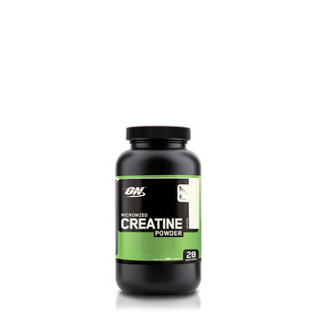 Micronized Creatine Powder - Unflavored | GNC